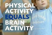 Activity Rocks at School / Nutrition and physical activity go hand-in-hand to grow strong bodies and smart brains.