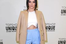 Kendall Jenner is Perf / The famous fashionista Kendall Jenner