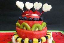 FRUITCAKE Food Fun  / Delicious, colorful, simple and gluten free!