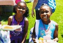 SUMMER MEALS That Rock / Showcasing healthy meals from Summer Food Service Programs coast-to-coast