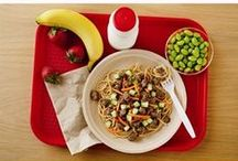 BEEF Rocks in School Meals (client) / Delicious, nutritious beef recipes meals for schools