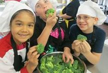 DICKINSON ISD, TEXAS, School Meals That Rock / Great meals, herb gardens and culinary camps in the great state of Texas