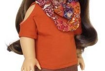 """American Girl Dolls Skirts / Skirt outfits for 18"""" American Girl doll"""