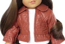 American Girl Doll Outerwear / Coats and jackets for 18 inch American Girl AG dolls