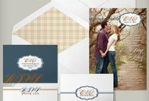 Budget Wedding Invitations / Affordable wedding invitations for brides on a budget!