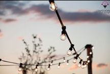 String Lights - Pienza / String Lights installation at Pienza for a persian wedding. #tuscany #pienza #italy #weddingintuscany #weddinginitaly #weddingparty #bulblights #vintage #stringlights #fairylights