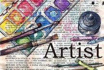 Art / Inspiration well of art, graphic design, architecture, furniture etc.
