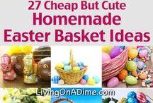 DIY Easter Basket/Gift Ideas