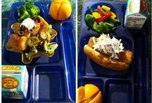 FISH Rocks in School Meals / Delicious fish as tacos, salads and fillets served in school meals