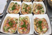 BANH MI Rocks in School Meals / Schools are serving some very trendy food items that are popular on food trucks and in restaurants