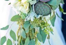 Wedding Flowers / Beach Wedding