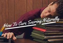 Snoring + Remedies / Stop Snoring and start living! This board is about: snoring tips, how to stop snoring, natural remedies to stop snoring & anything else related to snoring.