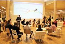 Conferences and workshops / We are showing others how to innovate