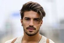 Men's Hairstyle / Classic and timeless hairstyles alongside fresh, modern haircuts for men.