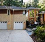 Contemporary Home Designs / Remodeled by Sun Design Remodeling, in Burke, VA. www.sundesigninc.com