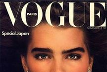 Vogue Covers / As time goes by in Vogue.