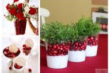 DIY The Halls / Inspiration for handmade holiday decor and gifts that are sure to bring joy this holiday season.