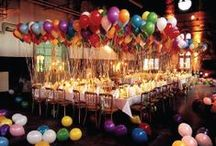 party's / by Marcela Santizo Fernandez