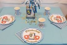 Oktoberfest Party Ideas / Oktoberfest Party: Ideas, Food, and Decorations / by Party Cheap