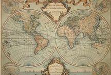 Karttoja / Maps