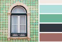 Paletas de Colores / by ximena vallerga