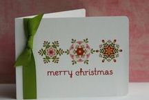 Christmas cards / by CardsbyBrawny