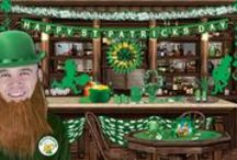 St. Patrick's Day Party Ideas / You can have the luck of the Irish on your side. Even if you don't share the heritage, St. Patrick's Day is the best holiday to use all things GREEN. So throw on some beads, grab a lucky charm and party the night away.