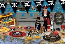 Pirate Party Ideas / Argghh!! Find everything you need to throw ye self a Pirate party. This board is filled Pirate Party ideas to give you the best party! / by Party Cheap