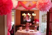 Sweet 16 Party Ideas / It's the most important birthday of a young person's life, and it can be the most fun to celebrate! Check out our sweet 16 decoration ideas and maybe you'll get some ideas of your own!