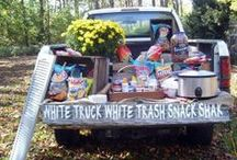 Redneck Party Ideas / Camo, cook-outs and country music. Sounds like a redneck party. Get all the ideas you need from this board and all the party supplies you need from PartyCheap!