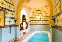 Hamam / Turkish Baths/Spas/Hamams I have relaxed in...