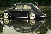 Vanhoja kulkuvälineitä / Old & Classic Cars & Motorcycles