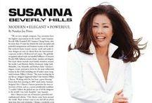 Articles About Haute Couture Fashion Designer Susanna Beverly Hills / Articles About Haute Couture Fashion Designer Susanna Beverly Hills