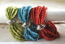 Peyote Bracelets & Collars / by Salome Malabet