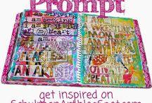 Art Journal / Let's get creative!