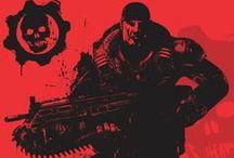 Gears Of War / The Art around the game Gears Of War.