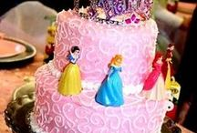 Disney Princess Party Ideas / Every little girl dreams of being a Disney princess one day. So make her dream come true by throwing a Disney Princess party. Each girl can pick their favorite princess and enjoy the life of a princess!