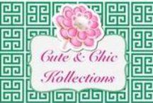 Cute & Chic - Kollections / Chinelos praia personalizados
