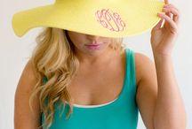 Headware / http://megandpeg.com/product-category/sports/hats-headbands/