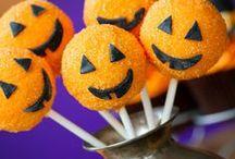 Dolci e dolcetti per Halloween / Idee per festeggiare Halloween :)
