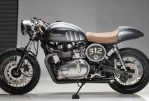 Moto / Old school motorcycles