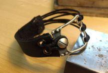 Leather Bracelets | Vakalis Creations / Bracelets for men