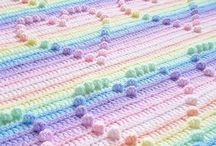 Yarn | Crochet, Knitting & Fiber Love / A collection of crochet projects, knitting ideas, weaving tutorials and more.