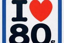 80s Flashbacks / by Donna Hefner
