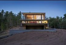 Casas de veraneo / Proyectos de arquitectura publicados en http://www.arquimaster.com.ar
