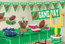 Football Tailgate Party / Football Tailgate party supplies and ideas / by Party Cheap