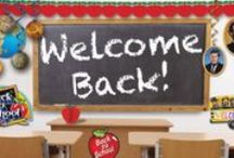 Back to School / Decorate your classroom with lots of cheer to welcome back all your eager students! PartyCheap can assist with cheap supplies and decorations!  / by Party Cheap
