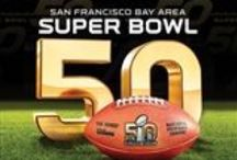 Super Bowl 50 Party Ideas / Are you passionate about your favorite NFL Football Team? Show your team spirit and support with PartyCheap's NFL tableware and decorations!  / by Party Cheap