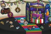 Day of Dead Party Ideas / Plan a Day of the Dead party in honor of the traditional Mexican holiday, Dia de los Muertos! At PartyCheap you can find everything you need to throw a great Day of the Dead Party and remember deceased family, friends, and ancestors.  / by Party Cheap