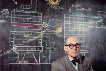 Maestri   Masters: Le Corbusier